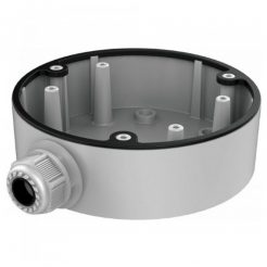 Hikvision DS-1280ZJ-DM21 Junction Box to suit 2732 Outdoor Dome and 2x65G1 Cameras.