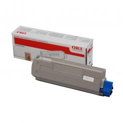 OKI – Toner Cartridge For C301/321 Black; 2,200 Pages (ISO/IEC 19752)
