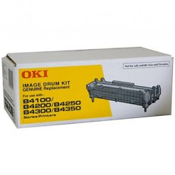 OKI - EP Cartridge (Drum) For B410042004250 43004350; 25,000 Pages