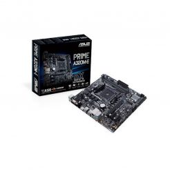 ASUS 90MBOV10-M0UAY0 AMD 320M-E, Socket AM4, 5 x Protection III, Motherboard