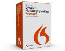 Dragon K609A-G00-13.0 Naturally Speaking Premium with Microphone included