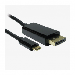 USB-C to Display Port Male, Cable