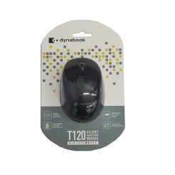 Dynabook T120 Bluetooth Optical Mouse, Black