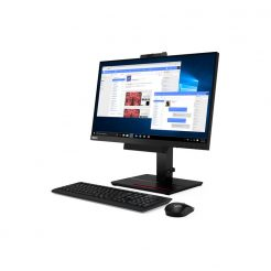 Lenovo 11GDPAR1AU 23.8 Tiny-In- One Non Touch FHD Monitor,DP,USB 3.0, Tilt, HAdjust,Speakers,3Yr